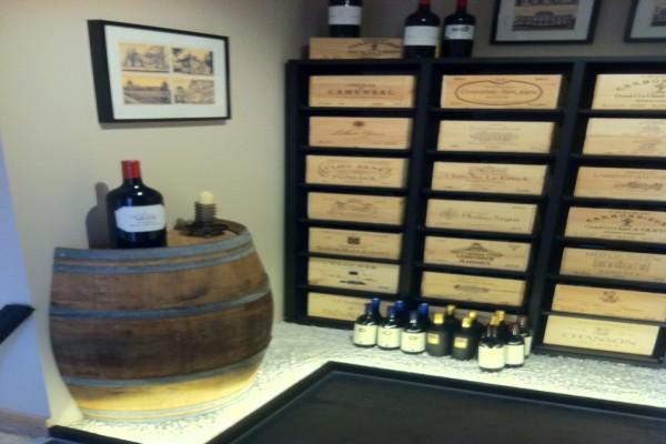 Cave à vin traditionnelle - Wine Stone