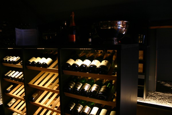Cave à vin sur mesure - Wine Stone